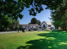 Llechwen Hall, Pontypridd