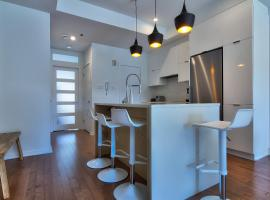 Modern Two-Bedroom Condo near Little Italy