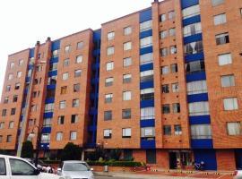 Apartamento Julio Mario Santodomingo, Bogota