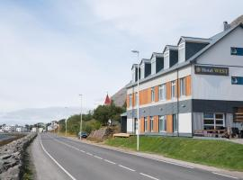Hotel West, Patreksfjörður
