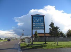 The House Motel, Rocky Mountain House