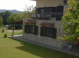 Villa Vivima, Ierissos