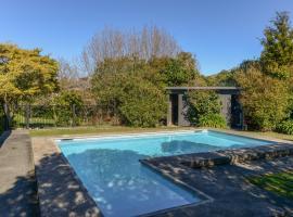 Pool, Park & Peace, Napier