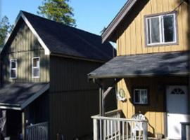 Spring Cove Cabins, Ucluelet