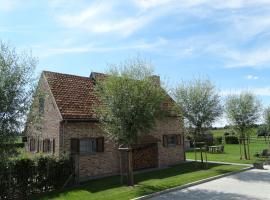Cottage d'Hoge Schure, Wijtschate