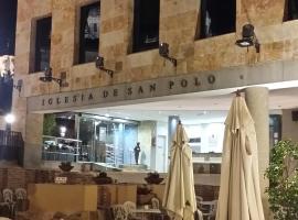 Hotel San Polo, Salamanca