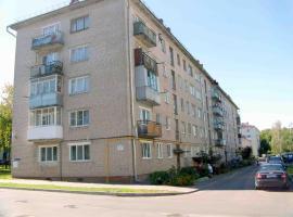 Two-bedroom apartment, Maladzyechna