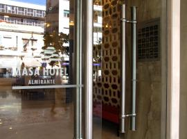 Masa Hotel Almirante, Lisboa
