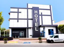Hotel Villa Ceuti, Ceuti