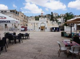 St. George Apartment, Nazareth