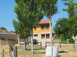 Casa Triviño, Castroserna de Arriba