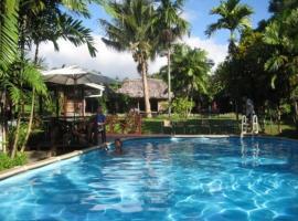 The Samoan Outrigger Hotel, Apia