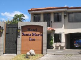 Hotel Santa Maria Inn, Alajuela