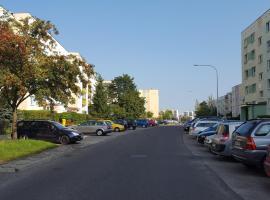 Apartament Rumiankowa