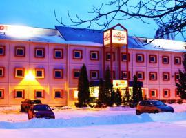 Drive Inn Hotel, Törökbálint