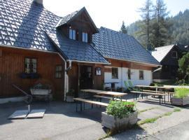 Almgasthaus Seebergalm, Seewiesen