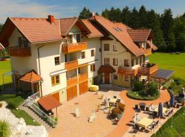 Gästehaus Karoline, Oberaichwald