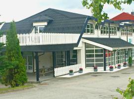 Kongsvinger Budget Hotel, Kongsvinger