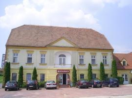 Hotel Club, Vranovská Ves