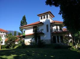 Villa Sabrina Bumi Ciherang, Malabar