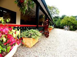 Finca Hotel Adobe, Restrepo