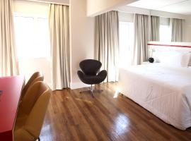 Ez Aclimação Hotel