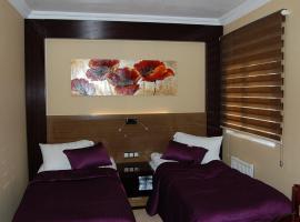 Hotell Angora, Rotebro