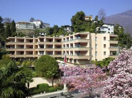 Hotel Sasso Boretto, Ascona