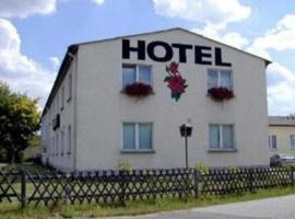 Hotel Zur Rose, Trebbin
