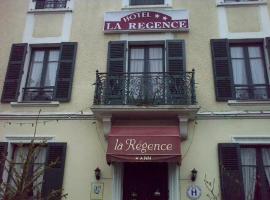A la Régence, Vichy