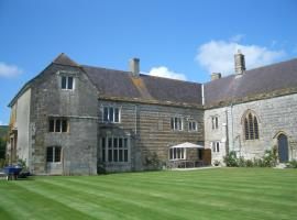 Higher Melcombe Manor, Ansty