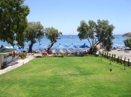 Parilti Beach & Apartments, Akyarlar