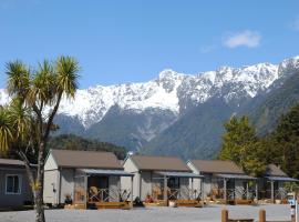 Fox Glacier TOP 10 Holiday Park & Motels, Fox Glacier