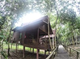 Bilit Rainforest Lodge, Bilit