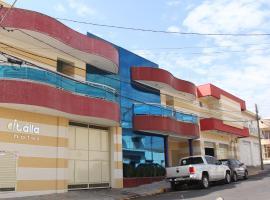 Itália Hotel, Fernandópolis