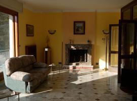 Villa Dany, 몬테산피에트로