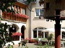 Landhotel Sperlingsberg, Crimmitschau