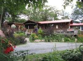 Shambhala Bed and Breakfast, Buckhorn