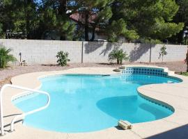 Private 4 Bedroom House, Las Vegas