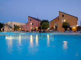 Residence Borgomare, אלבנה