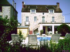 Hôtel du Puy d'Alon, Souillac