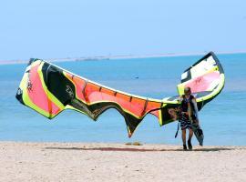 Paradise Kitesurfing Resort, Ras Sedr