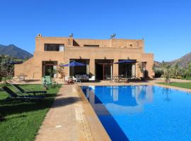 Villa Riad 3 Oliviers, Marirha