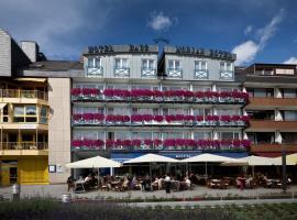 Hotel Haus Morjan, Koblenz