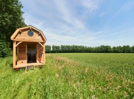 Wildernest Tiny House, Chaumont-Gistoux