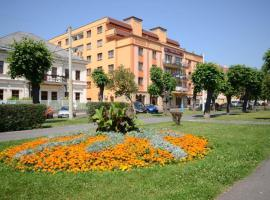 Teplice Plaza, Teplice