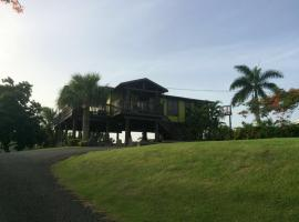 Villa Tesoro @ Carabali Yunque Rainforest Park