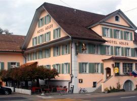 Hotel Restaurant Adler, Schüpfheim