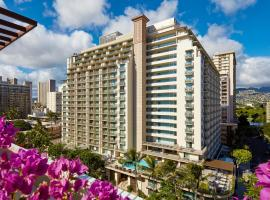 Hilton Garden Inn Waikiki Beach (No Resort Fee & Free Wifi), Honolulu