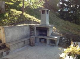 Chalet Waldhütte, Termen